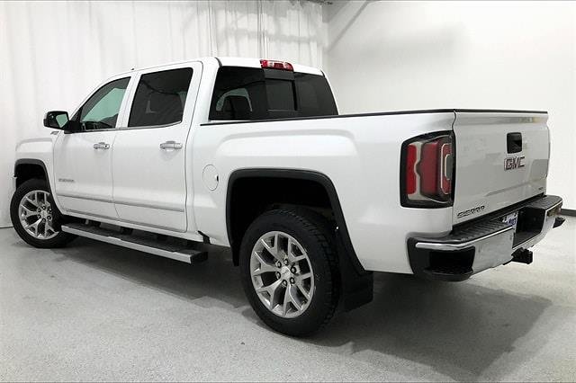2018 GMC Sierra 1500 Crew Cab 4x4, Pickup #TJG112569 - photo 11