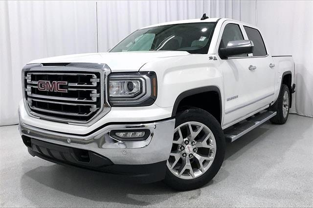 2018 GMC Sierra 1500 Crew Cab 4x4, Pickup #TJG112569 - photo 13