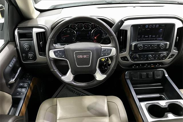 2018 GMC Sierra 1500 Crew Cab 4x4, Pickup #TJG112569 - photo 4