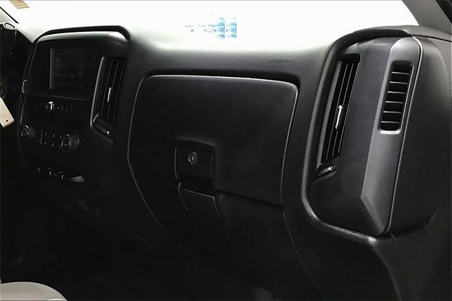2018 Silverado 1500 Crew Cab 4x2,  Pickup #TJG404251 - photo 18