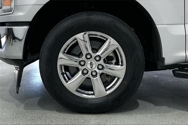 2018 Ford F-150 SuperCrew Cab 4x2, Pickup #TJKC39627 - photo 11