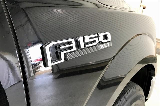 2018 Ford F-150 SuperCrew Cab 4x2, Pickup #TJKC86334 - photo 9