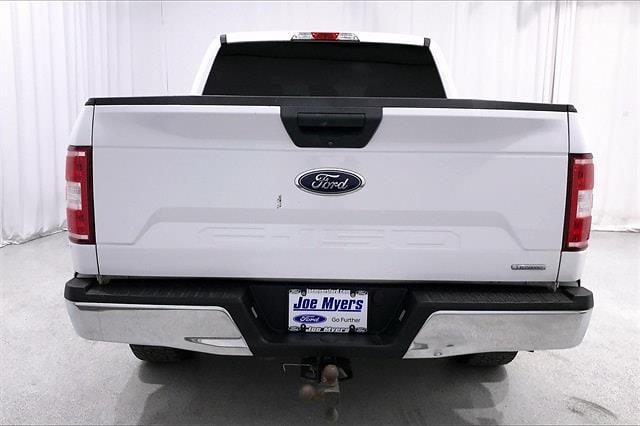 2018 Ford F-150 SuperCrew Cab 4x2, Pickup #TJKC87001 - photo 3