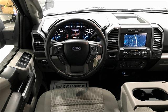2018 Ford F-150 SuperCrew Cab 4x2, Pickup #TJKC92600 - photo 6