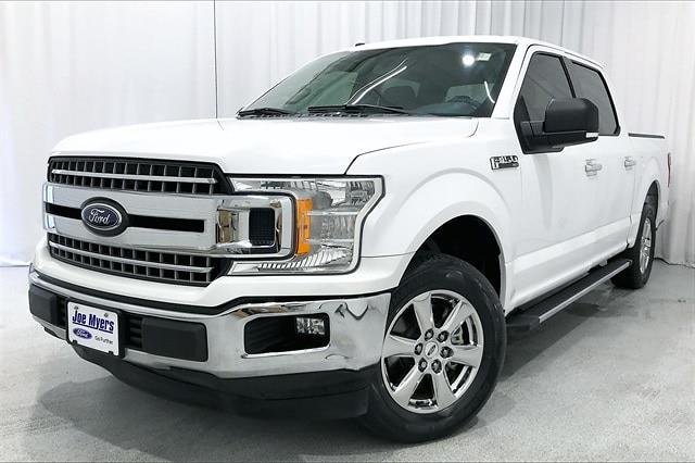 2018 Ford F-150 SuperCrew Cab 4x2, Pickup #TJKD16528 - photo 1