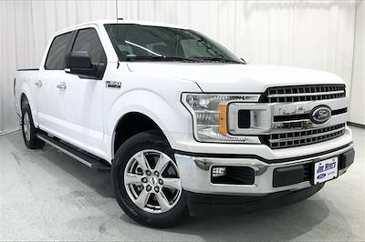 2018 Ford F-150 SuperCrew Cab 4x2, Pickup #TJKD16528 - photo 3