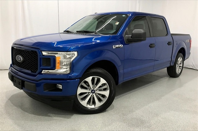 2018 Ford F-150 SuperCrew Cab RWD, Pickup #TJKD52624 - photo 1