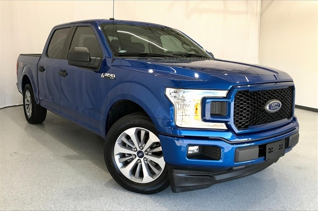 2018 Ford F-150 SuperCrew Cab RWD, Pickup #TJKD52624 - photo 3