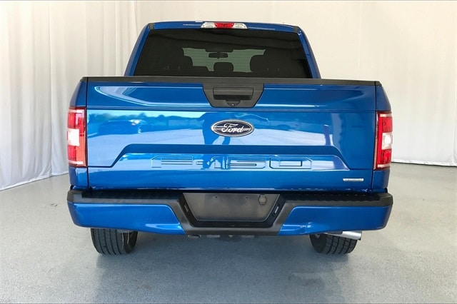 2018 Ford F-150 SuperCrew Cab RWD, Pickup #TJKD52624 - photo 5