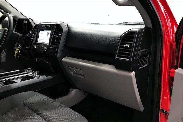 2018 Ford F-150 SuperCrew Cab 4x2, Pickup #TJKD53306 - photo 18
