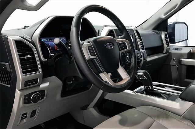 2018 Ford F-150 SuperCrew Cab 4x4, Pickup #TJKE07603 - photo 15