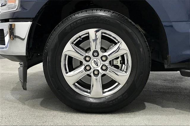 2018 Ford F-150 SuperCrew Cab 4x2, Pickup #TJKE35820 - photo 11
