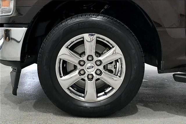 2018 Ford F-150 SuperCrew Cab 4x2, Pickup #TJKE65270 - photo 11