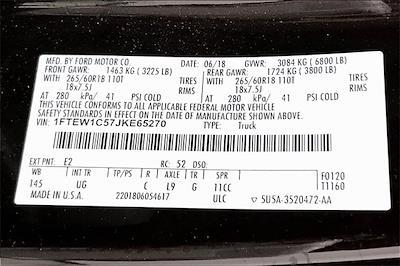 2018 Ford F-150 SuperCrew Cab 4x2, Pickup #TJKE65270 - photo 37