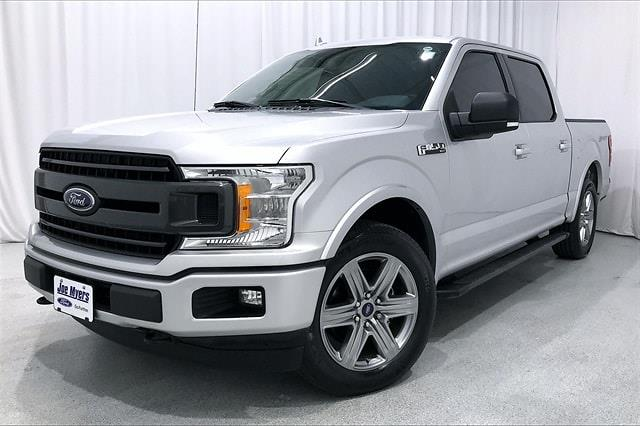 2018 Ford F-150 SuperCrew Cab 4x2, Pickup #TJKF52465 - photo 1