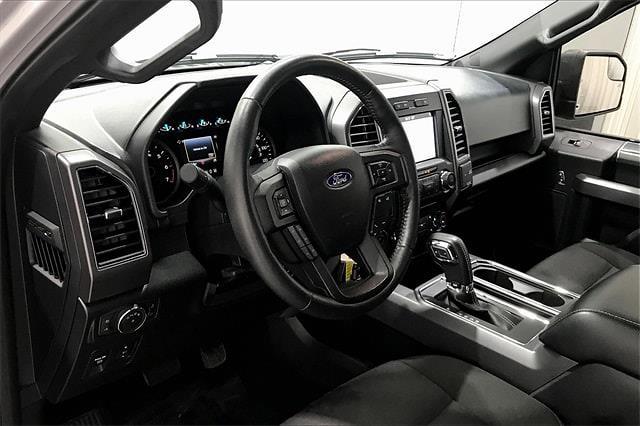 2018 Ford F-150 SuperCrew Cab 4x4, Pickup #TJKF73181 - photo 15