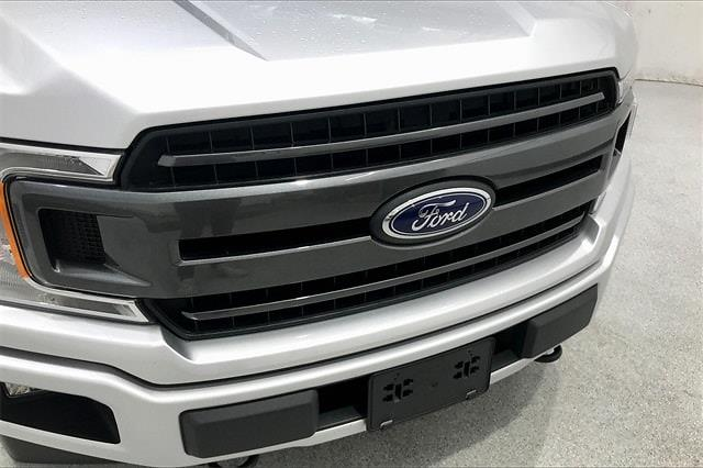 2018 Ford F-150 SuperCrew Cab 4x4, Pickup #TJKF73181 - photo 34