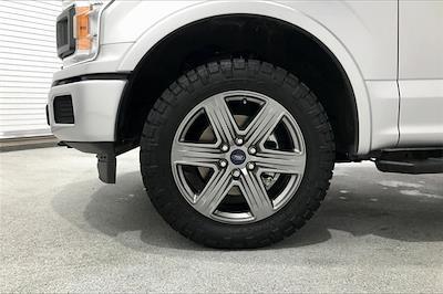 2018 Ford F-150 SuperCrew Cab 4x4, Pickup #TJKF73181 - photo 11