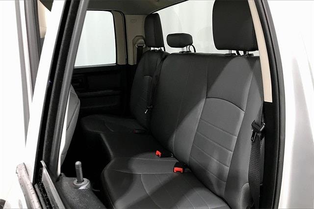 2018 Ram 1500 Quad Cab 4x2, Pickup #TJS330365 - photo 21