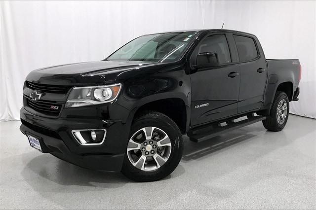 2019 Chevrolet Colorado Crew Cab RWD, Pickup #TK1188255 - photo 1