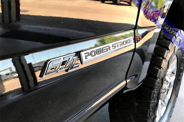 2019 Ford F-250 Crew Cab 4x4, Pickup #TKEC22465 - photo 8