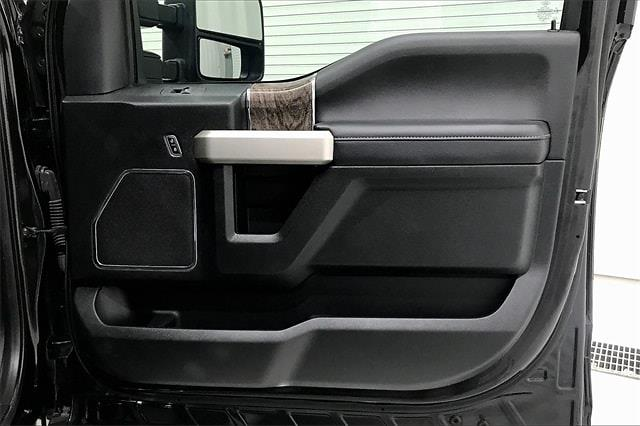 2019 Ford F-350 Crew Cab 4x4, Pickup #TKEC96771 - photo 28