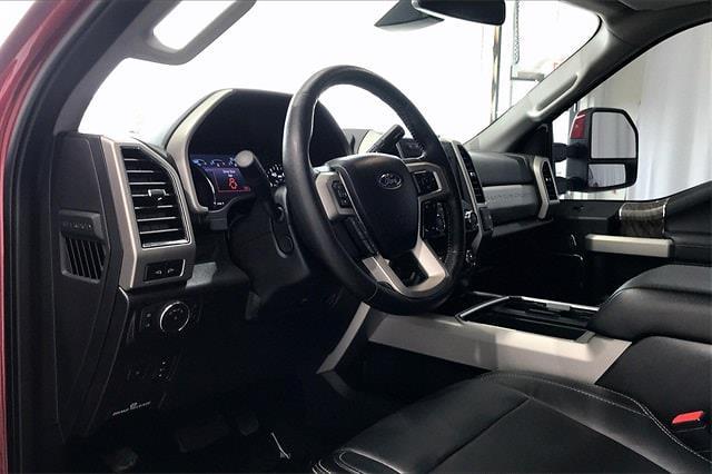 2019 Ford F-350 Crew Cab DRW 4x4, Pickup #TKEE08702 - photo 15