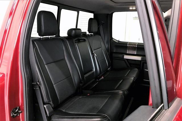 2019 Ford F-350 Crew Cab DRW 4x4, Pickup #TKEE08702 - photo 22