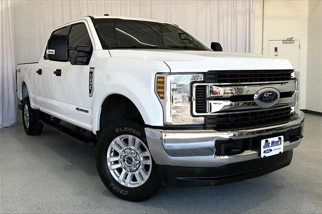 2019 Ford F-250 Crew Cab 4x4, Pickup #TKEE35377 - photo 1