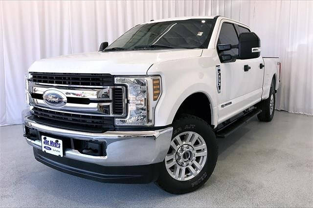 2019 Ford F-250 Crew Cab 4x4, Pickup #TKEE35377 - photo 14