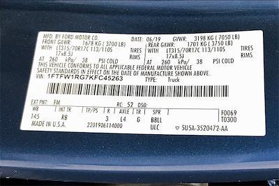 2019 Ford F-150 SuperCrew Cab 4x4, Pickup #TKFC45263 - photo 34