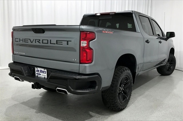 2019 Chevrolet Silverado 1500 Crew Cab 4x4, Pickup #TKG199171 - photo 14