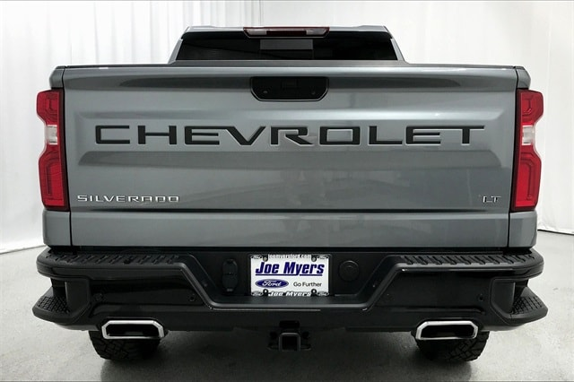 2019 Chevrolet Silverado 1500 Crew Cab 4x4, Pickup #TKG199171 - photo 5