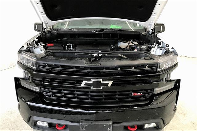 2019 Chevrolet Silverado 1500 Crew Cab 4x4, Pickup #TKG313732 - photo 12