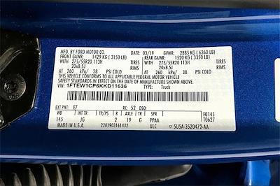 2019 Ford F-150 SuperCrew Cab 4x2, Pickup #TKKD11636 - photo 37