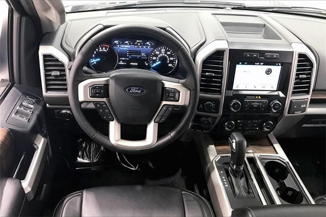 2019 Ford F-150 SuperCrew Cab 4x4, Pickup #TKKE04267 - photo 6