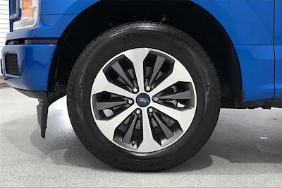 2019 Ford F-150 SuperCrew Cab 4x2, Pickup #TKKE75676 - photo 11