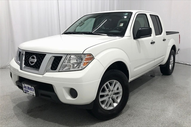 2019 Nissan Frontier Crew Cab RWD, Pickup #TKN711321 - photo 1