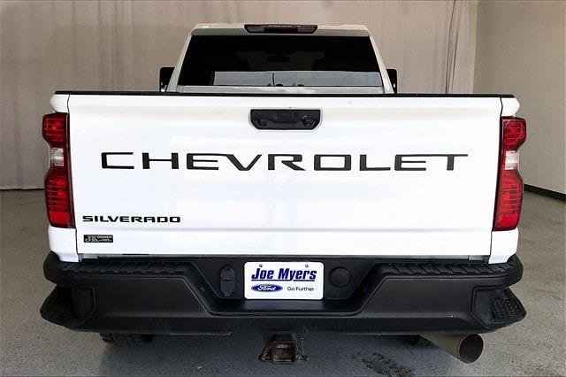 2020 Silverado 2500 Crew Cab 4x4,  Pickup #TLF157081 - photo 5