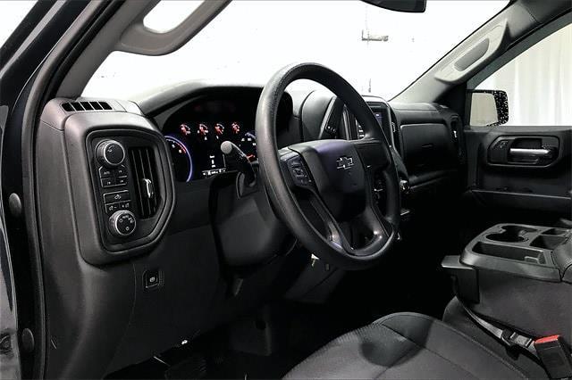 2020 Chevrolet Silverado 1500 Crew Cab 4x4, Pickup #TLG203482 - photo 15