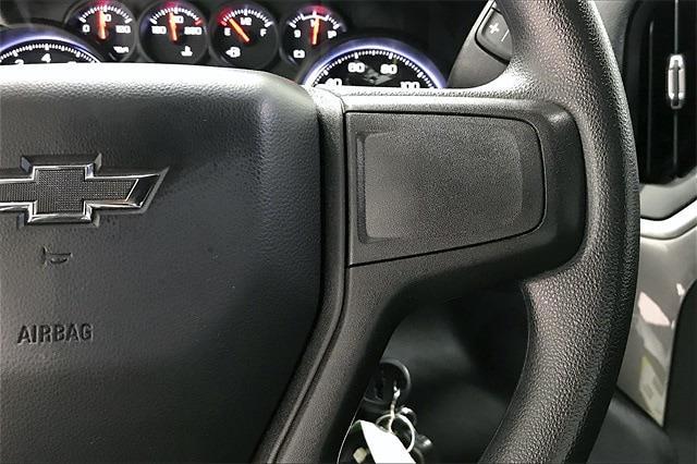 2020 Chevrolet Silverado 1500 Crew Cab 4x4, Pickup #TLG203482 - photo 25