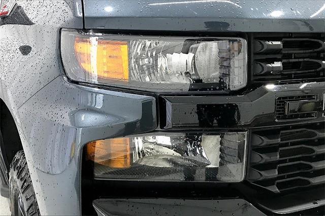 2020 Chevrolet Silverado 1500 Crew Cab 4x4, Pickup #TLG203482 - photo 32