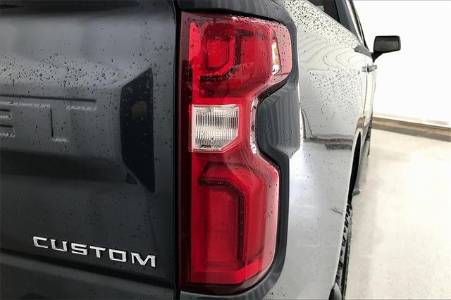 2020 Chevrolet Silverado 1500 Crew Cab 4x4, Pickup #TLG203482 - photo 33