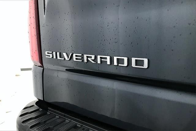 2020 Chevrolet Silverado 1500 Crew Cab 4x4, Pickup #TLG203482 - photo 35