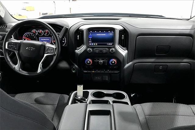 2020 Chevrolet Silverado 1500 Crew Cab 4x2, Pickup #TLG410534 - photo 17
