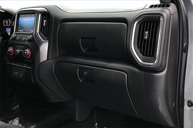 2020 Chevrolet Silverado 1500 Crew Cab 4x2, Pickup #TLG410534 - photo 18