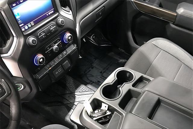 2020 Chevrolet Silverado 1500 Crew Cab 4x2, Pickup #TLG410534 - photo 19