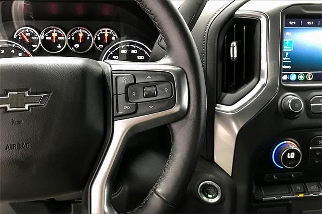 2020 Chevrolet Silverado 1500 Crew Cab 4x2, Pickup #TLG410534 - photo 25