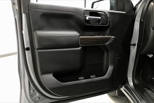 2020 Chevrolet Silverado 1500 Crew Cab 4x2, Pickup #TLG410534 - photo 29