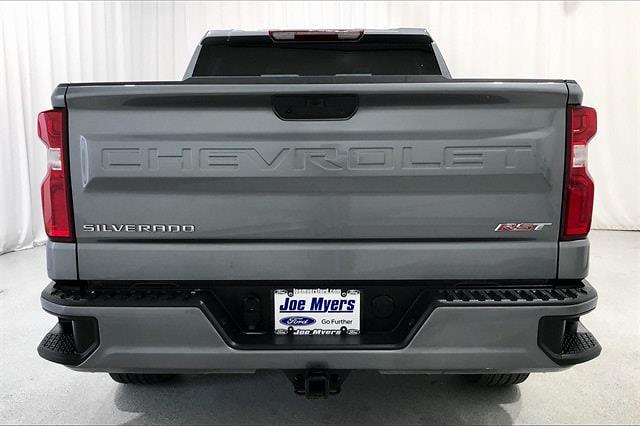 2020 Chevrolet Silverado 1500 Crew Cab 4x2, Pickup #TLG410534 - photo 5